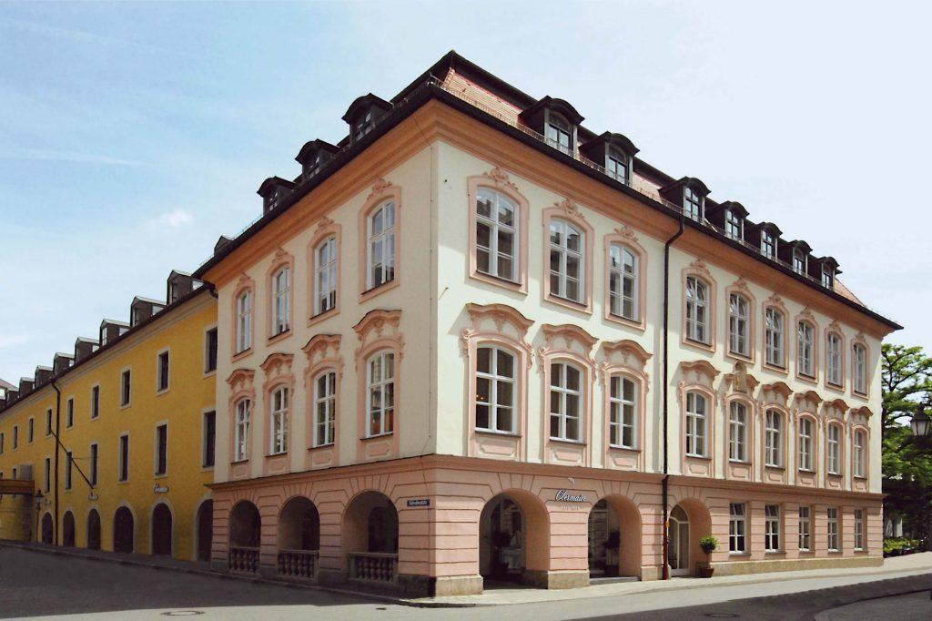 Obermaier Bäder München GmbH (Außenansicht)
