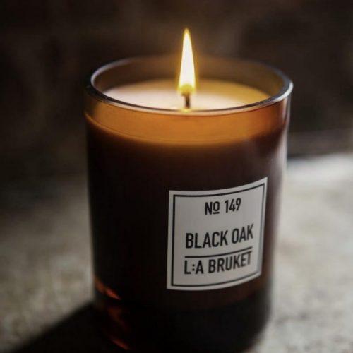 Black Oak - Duftkerze