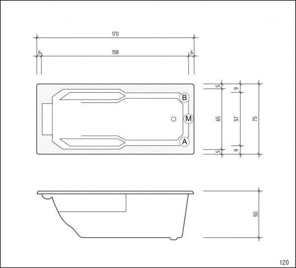 Marietta technische Zeichnung 1024x928 1