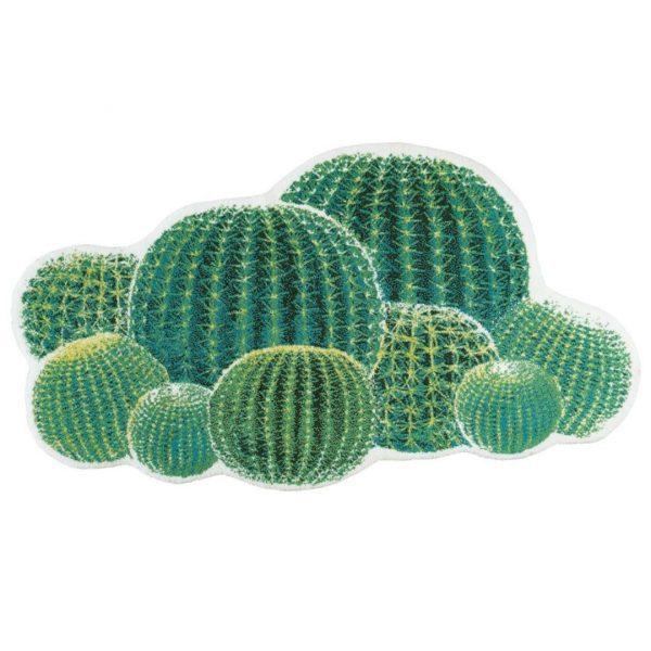 "Badteppich ""Kaktus"" - Abyss"