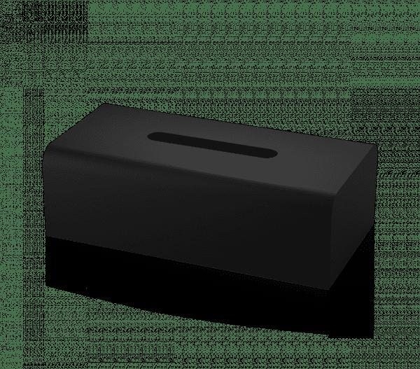 Papiertuchbox STONE schwarz