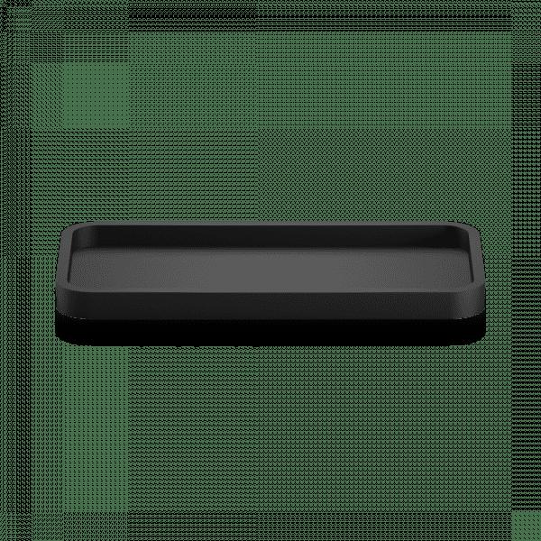 Tablett STONE schwarz