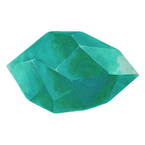 "Badteppich ""Emerald"" - Abyss"