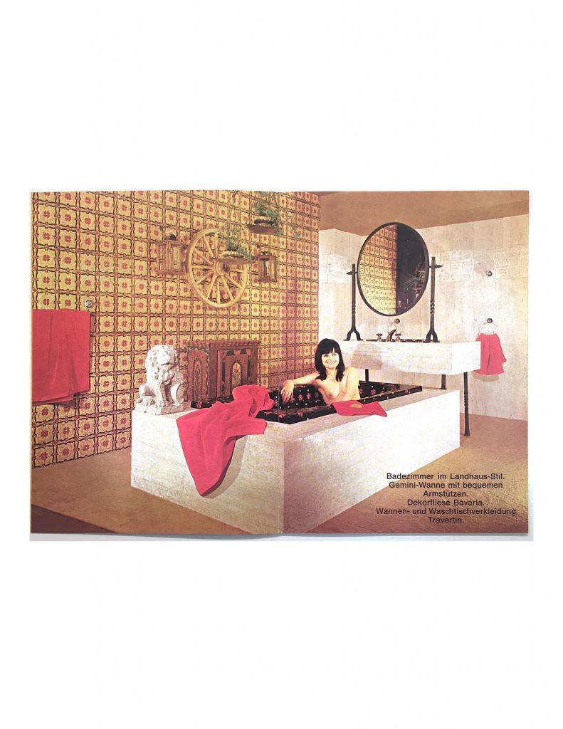 Badezimmer im Landhaus Stil 1