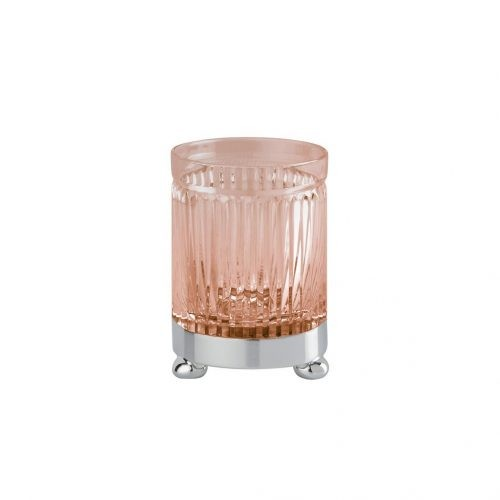 "Kristallglas ""CANELLÉ"" - Cristal & Bronze"